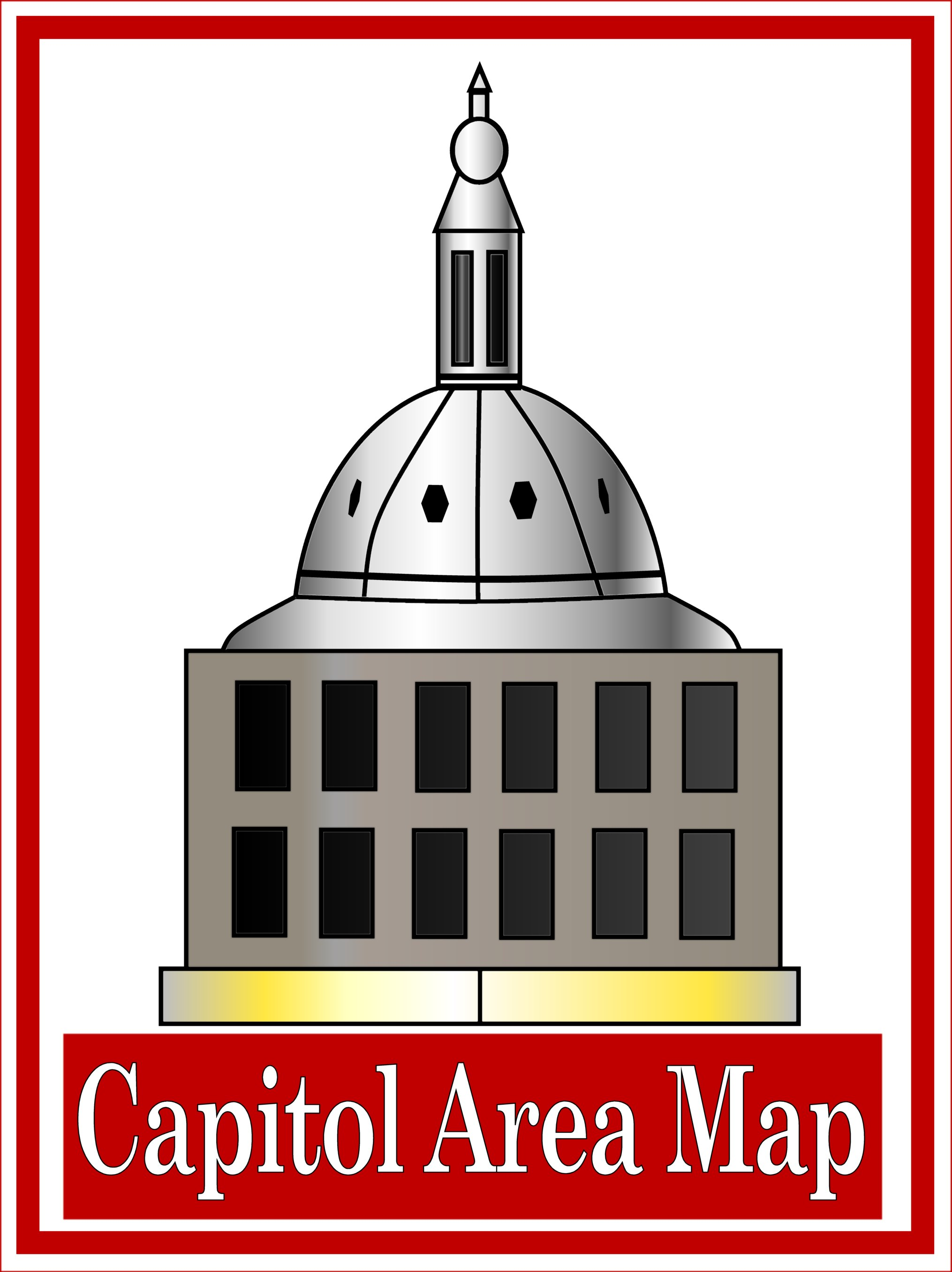 Capitol Area Map